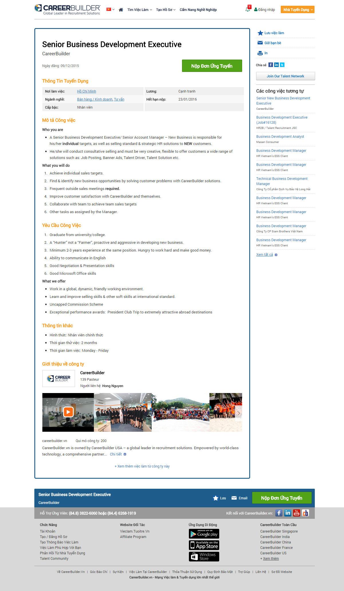 Career Builders Ty - 0425