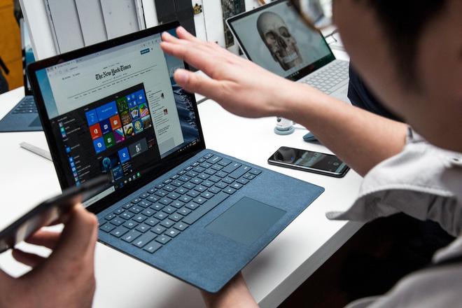 Surface Laptop hướng tới thị trường giáo dục