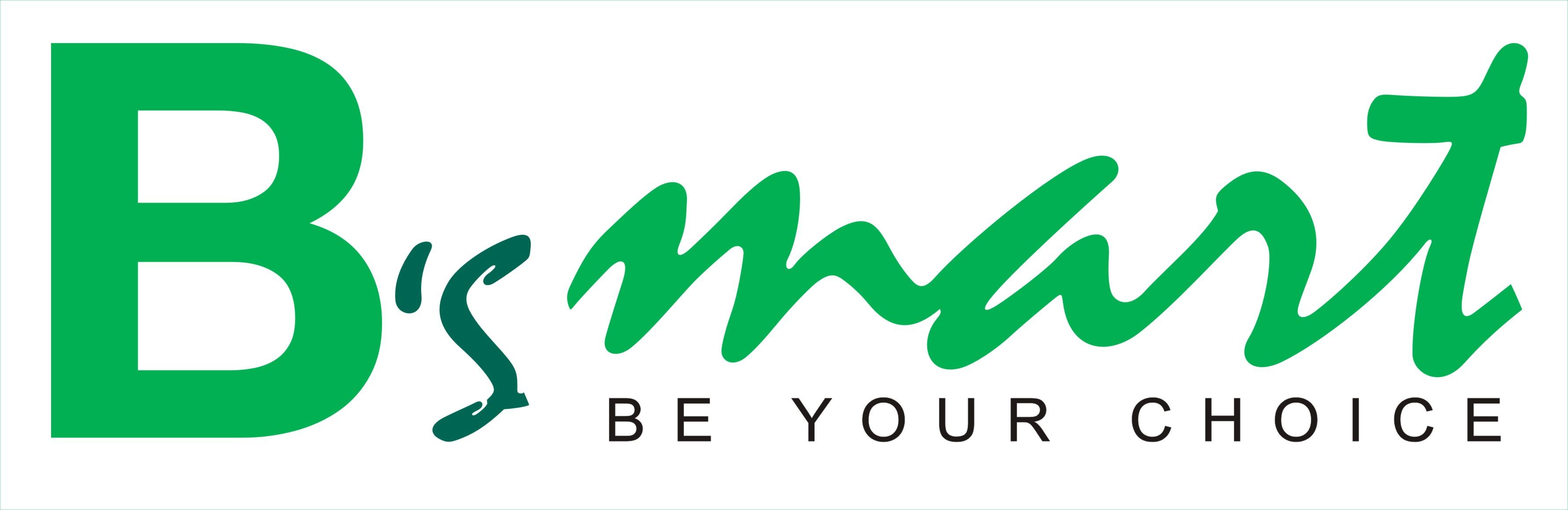 Kết quả hình ảnh cho b's mart logo