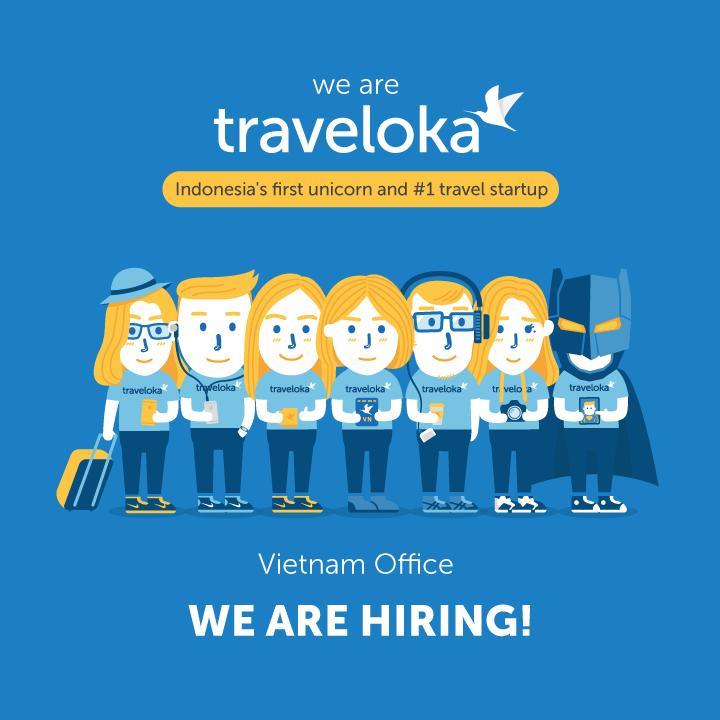 Find Jobs at TRAVELOKA