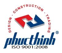 Công ty CP TK - XD - TM Phúc Thịnh