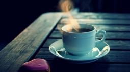 Tận hưởng tách cà phê cuộc đời