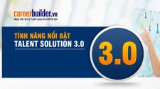 Khám phá tính năng mới với Talent Solution V3.0