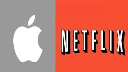 Các nhà phân tích cho rằng có 40% khả năng Apple sẽ mua lại dịch vụ streaming Netflix