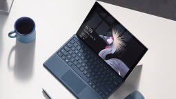 Đọ thông số Surface Pro mới với các mẫu Surface cũ, iPad Pro và những đối thủ cạnh tranh khác