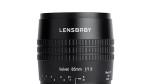 Lensbaby giới thiệu ống kính Velvet 85mm f/1.8