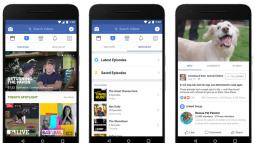 Facebook chính thức tổng tấn công vào truyền hình trực tuyến