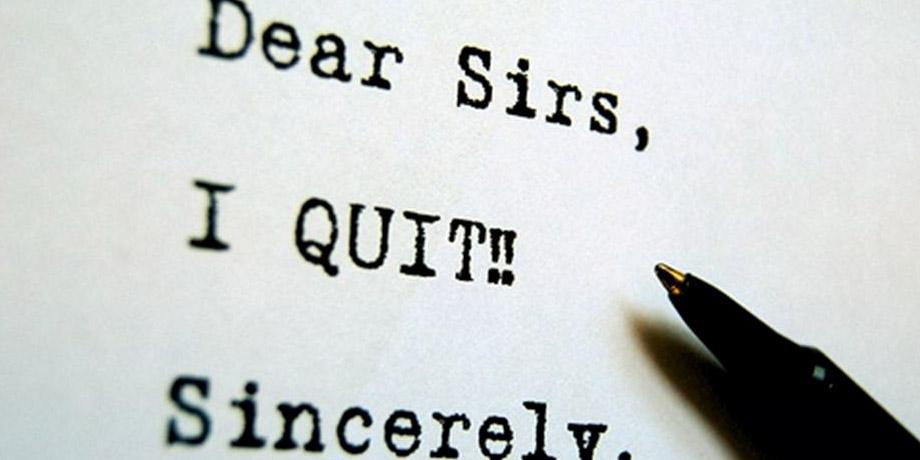 """Muốn để lại tiếng thơm sau khi rời công ty thì tránh ngay 3 kiểu viết thư xin thôi việc """"không sang nổi"""" này"""