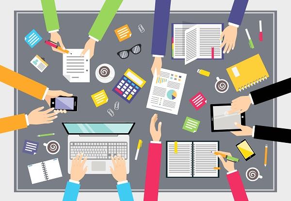 4 kỹ năng quan trọng giúp bạn thoát cảnh làm việc ngoài giờ Teamwork_600