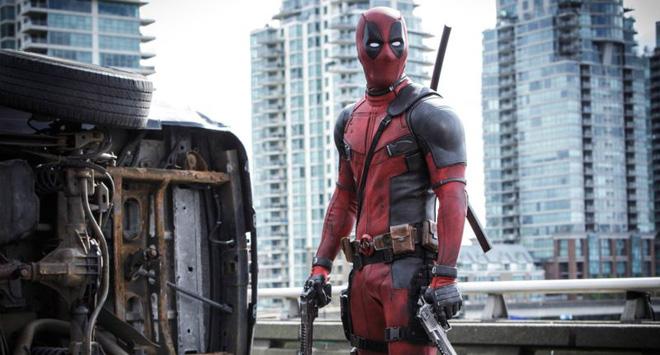 Hình ảnh trong bộ phim Deadpool