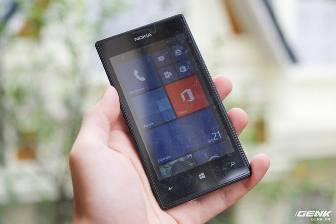 Vĩnh biệt Windows Phone, cùng lần cuối hoài niệm về Nokia Lumia 520