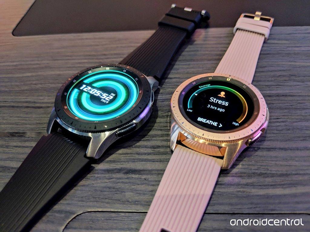 Samsung ra mắt đồng hồ thông minh Galaxy Watch, có thể gọi điện như  smartphone - Talent community