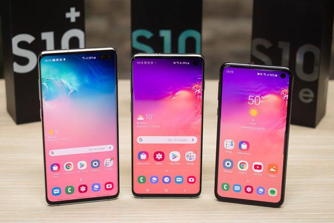 Doanh số cao gấp 2,3 lần Galaxy S9, Galaxy S10 giúp Samsung lần đầu tiên sau 4 quý chiếm hơn 1% thị phần tại Trung Quốc - Ảnh 1.