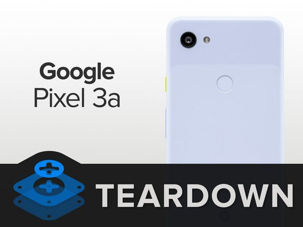 Mổ bụng Google Pixel 3a: Thiết kế đơn giản, dễ dàng thay thế các linh kiện - Ảnh 1.