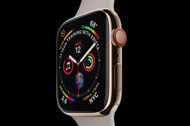 Apple Watch Series 4 giành giải thiết bị có màn hình tốt nhất năm 2019 - Ảnh 1.
