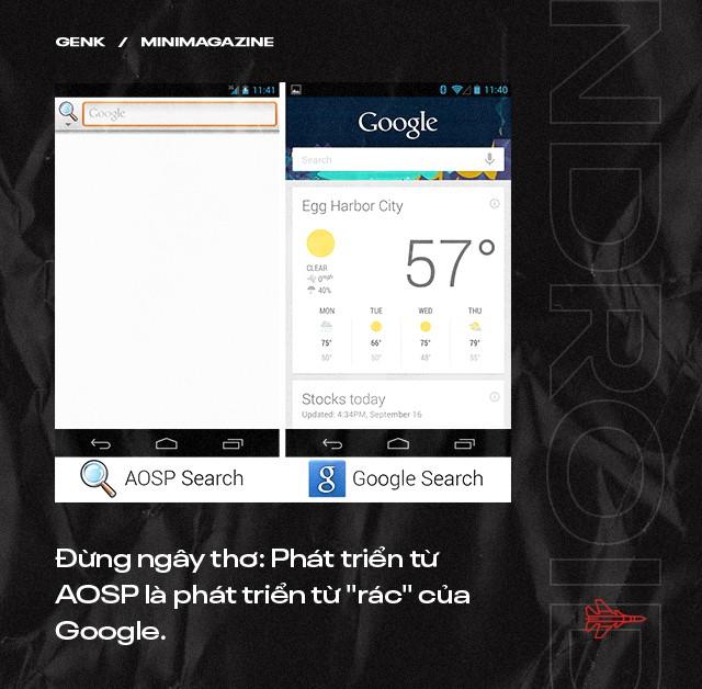 Nhìn thấu bản chất: Android mã nguồn mở, vậy Huawei tự phát triển Android riêng có được không? - Ảnh 6.