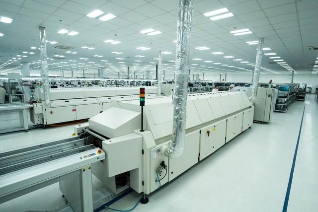 Vingroup động thổ nhà máy điện thoại thông minh công suất 125 triệu máy/năm - Ảnh 2.