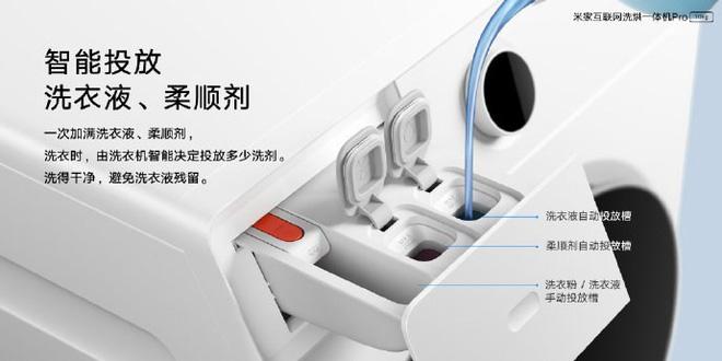 Xiaomi ra mắt máy giặt thông minh Mijia tích hợp trợ lý ảo Xiao AI, giá 10.1 triệu đồng - Ảnh 2.
