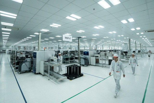 Vingroup động thổ nhà máy điện thoại thông minh công suất 125 triệu máy/năm - Ảnh 3.