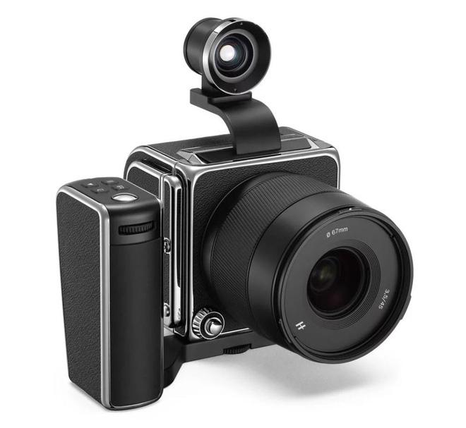 Hasselblad ra mắt máy ảnh Medium Format nhỏ nhất của hãng mang tên 907X - Ảnh 6.