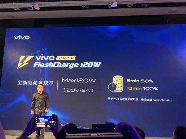 Vivo ra mắt smartphone IQOO 5G và công nghệ Super FlashCharge 120W, sạc đầy 4.000 mAh pin trong hơn 10 phút - Ảnh 2.