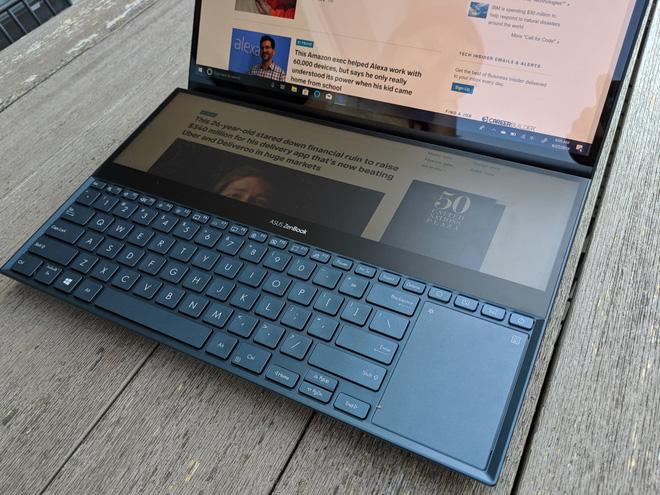 Chiếc laptop 2 màn hình này sẽ làm thị trường máy tính trở nên thú vị hơn bao giờ hết - Ảnh 2.