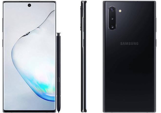 Lộ diện hình ảnh chính thức của Samsung Galaxy Note 10 - Ảnh 3.