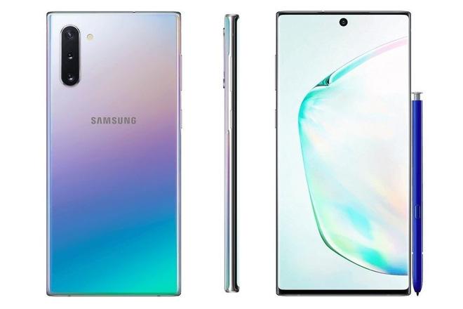 Lộ diện hình ảnh chính thức của Samsung Galaxy Note 10 - Ảnh 2.