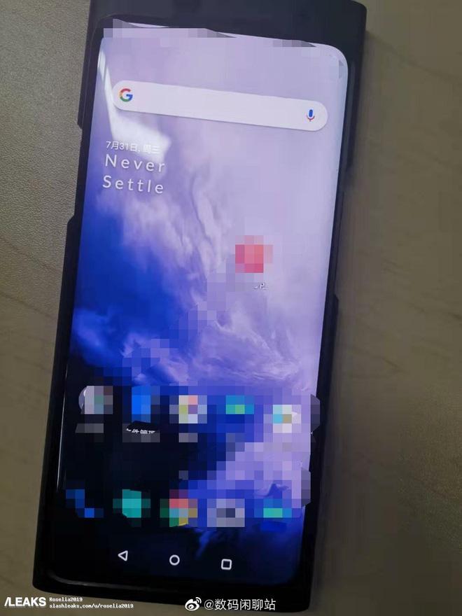OnePlus 7T Pro lộ ảnh thật, thiết kế không thay đổi nhiều so với OnePlus 7 Pro - Ảnh 1.