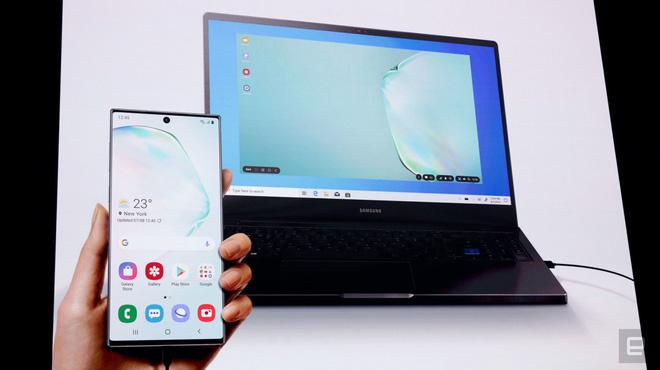 Samsung nâng cấp DeX trên Galaxy Note 10, có thể chạy trực tiếp trên máy tính - Ảnh 2.