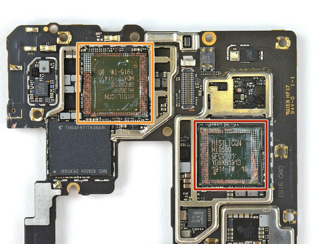 Modem 5G của Qualcomm và Samsung đánh bại Huawei về kích thước và hiệu quả năng lượng - Ảnh 1.