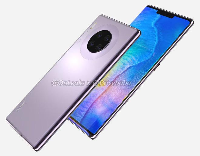 Huawei Mate 30 Pro lộ hình ảnh thiết kế và các thông số kỹ thuật khủng, nhưng ai dám mua thì chưa biết - Ảnh 4.