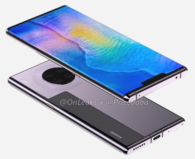 Huawei Mate 30 Pro lộ hình ảnh thiết kế và các thông số kỹ thuật khủng, nhưng ai dám mua thì chưa biết - Ảnh 5.