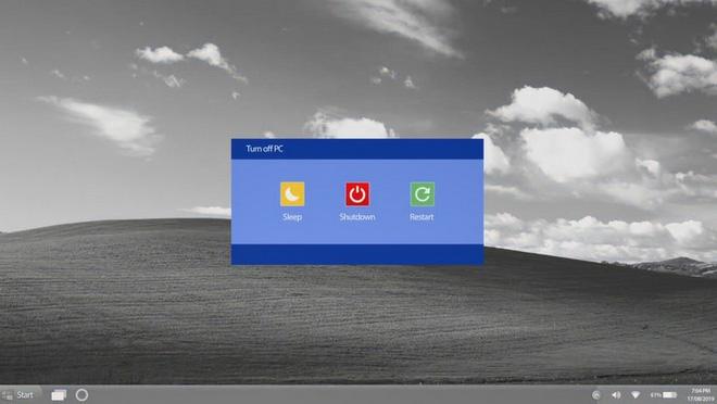 Nếu Windows XP ra mắt vào năm 2019, trông nó sẽ như thế này đây - Ảnh 8.