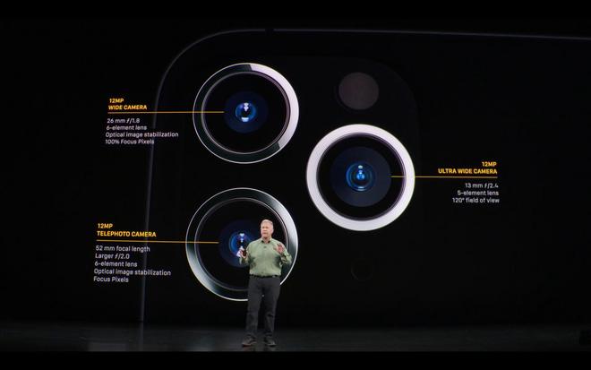 Apple ra mắt iPhone 11 Pro và iPhone 11 Pro Max: Thiết kế pro, màn hình pro, hiệu năng pro, pin pro, camera pro và mức giá cũng pro - Ảnh 16.