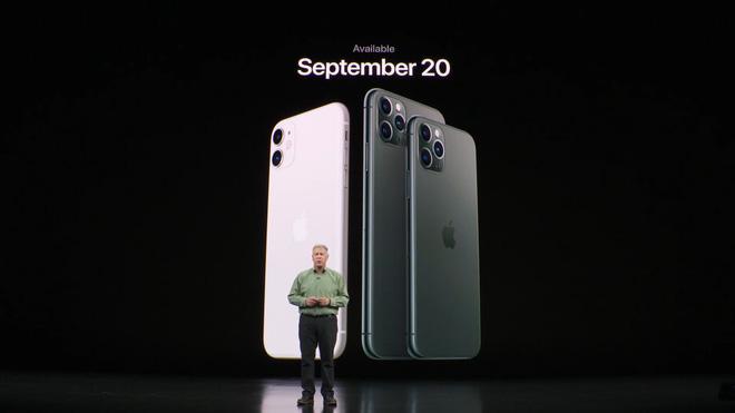 Apple ra mắt iPhone 11 Pro và iPhone 11 Pro Max: Thiết kế pro, màn hình pro, hiệu năng pro, pin pro, camera pro và mức giá cũng pro - Ảnh 23.