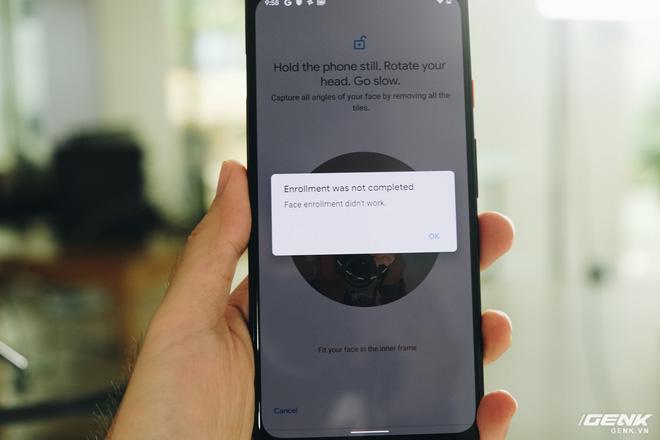 Trên tay Google Pixel 4 XL chưa ra mắt nhưng đã bị lộ tại Việt Nam - Ảnh 22.