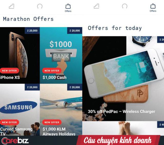 """Sweatcoin: Ứng dụng trả tiền khi người dùng… đổ mồ hôi. Hoàn toàn miễn phí, dùng """"bước đi"""" để đổi lấy iPhoneX, TV Samsung hay 1.000 USD - Ảnh 3."""