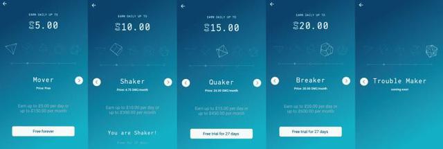 """Sweatcoin: Ứng dụng trả tiền khi người dùng… đổ mồ hôi. Hoàn toàn miễn phí, dùng """"bước đi"""" để đổi lấy iPhoneX, TV Samsung hay 1.000 USD - Ảnh 4."""