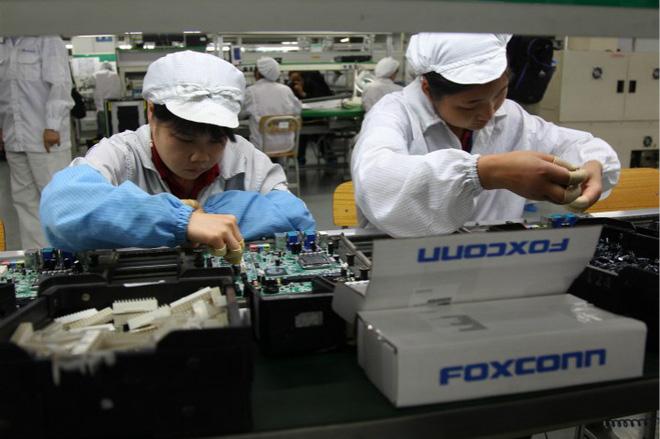 Rót 26 triệu USD, Foxconn chính thức tìm được điểm dừng chân tại Việt Nam - Ảnh 1.