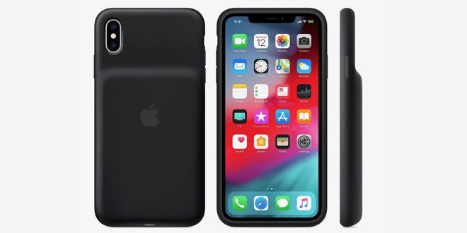 iPhone 11 sắp được trang bị mẫu ốp lưng kiêm pin dự phòng có kiểu dáng xấu chưa từng thấy? - Ảnh 1.