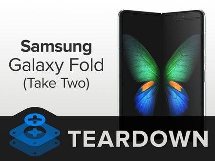 iFixit tiến hành mổ bụng Galaxy Fold để xem Samsung đã sửa nó như thế nào - Ảnh 2.