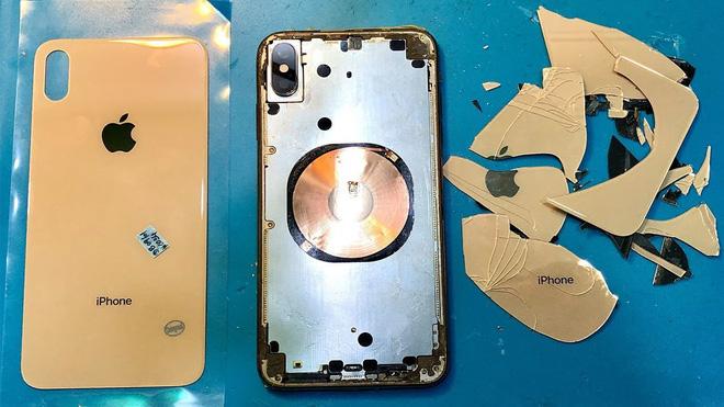 Tin vui: Chi phí thay mặt lưng kính bị vỡ của iPhone 11 sẽ rẻ hơn đáng kể nhờ thiết bị đặc biệt dùng tia laser này - Ảnh 1.