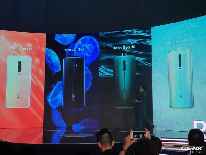 Trên tay bộ đôi Oppo Reno 2 và 2F chính thức ra mắt tại Việt Nam hôm nay: Thiết kế vây cá mập độc quyền, 4 camera, sạc VOOC 3.0, giá 8,99 và 14,99 triệu đồng - Ảnh 15.