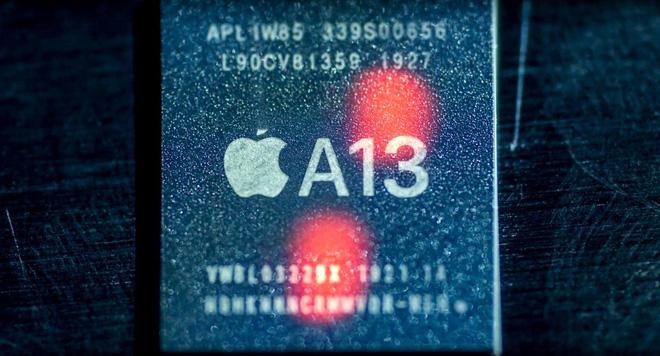 Chip A13 của iPhone 11 nhanh gấp đôi so với các đối thủ, ngang ngửa chip PC của Intel và AMD - Ảnh 1.