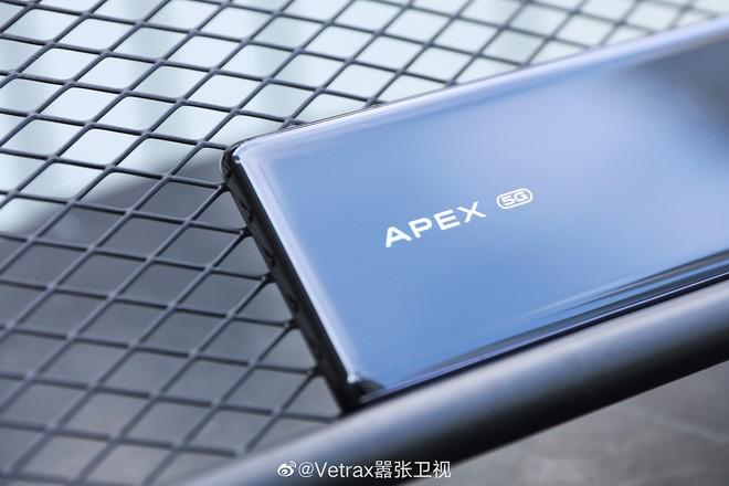 Cận cảnh Vivo Apex 2020: Smartphone tới từ tương lai mà bạn không thể sở hữu - Ảnh 5.
