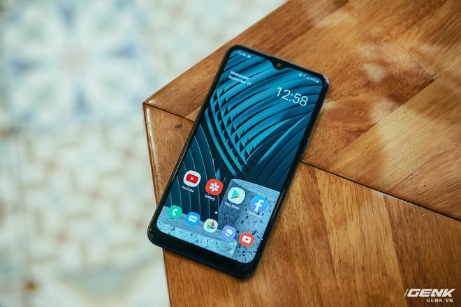 So sánh Vsmart Joy 3 4GB và Samsung Galaxy A10s: Liệu thương hiệu non trẻ có cạnh tranh được ông lớn công nghệ? - Ảnh 2.