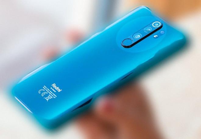 Xuất hiện ảnh mặt sau Redmi 9, xác nhận có 4 camera, có phiên bản màu tím, giá dưới 130 USD? - Ảnh 1.