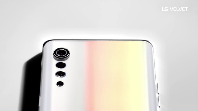 LG tung video nhá hàng thiết kế mới trên LG Velvet: Năm 2020 rồi vẫn còn dùng màn hình giọt nước - Ảnh 3.