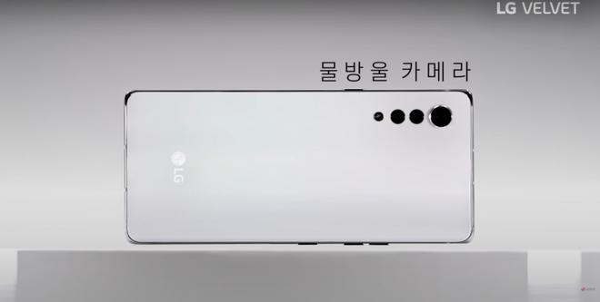 LG tung video nhá hàng thiết kế mới trên LG Velvet: Năm 2020 rồi vẫn còn dùng màn hình giọt nước - Ảnh 2.